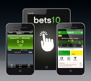 Bets10-Mobil